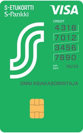 Pankkikortti Ikäraja