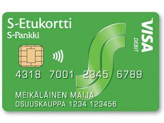 S Pankkikortti